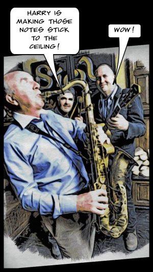 05/05/16 – The Shelbourne Bar – Cork, Co. Cork – Guiness Jazz Jam