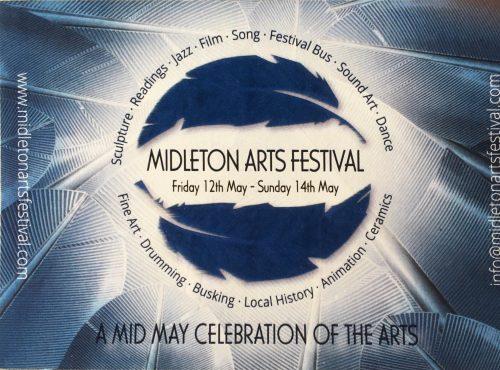 12/05/17 – Garryvoe Hotel – Castlemartyr, Co. Cork – Midleton Arts Festival Opening
